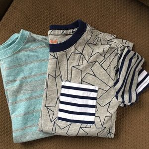 Boys Size 6-7 Shirt Bundle